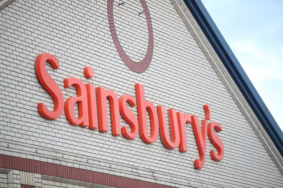 Sainsbury's shares spiked amid speculation it might be the next takeover target (Danny Lawson/PA) (PA Wire)