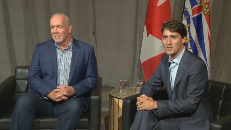 Prime Minister Justin Trudeau to visit first responders, evacuees of B.C. wildfires