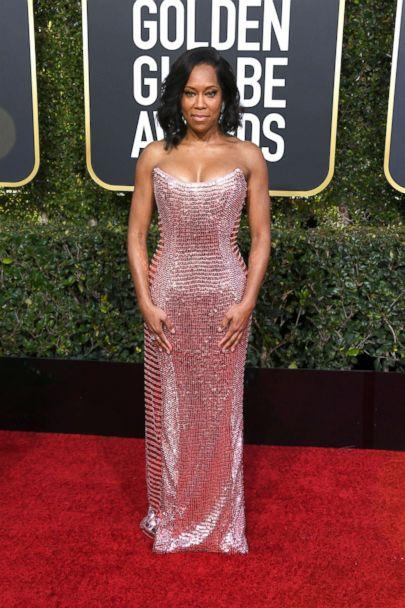 PHOTO: Regina King attends the 76th annual Golden Globe awards at the Beverly Hilton Hotel, Jan. 6, 2019 in Beverly Hills, Calif. (Jon Kopaloff/Getty Images)