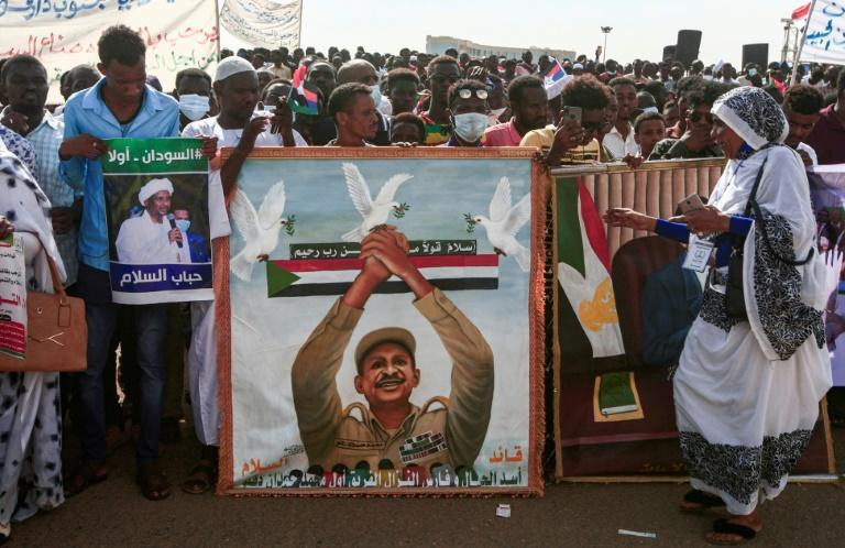 Sudan's government and a coalition of rebels signed a peace deal earlier this month to end decades of civil war –- and some Sudanese also want a deal to end decades of hostility with Israel