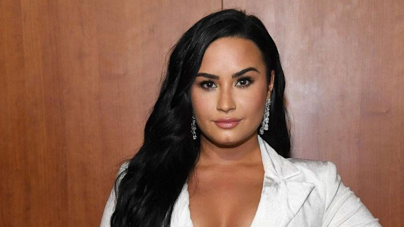 Demi Lovato says she's 'definitely not' wearing a white dress at her wedding