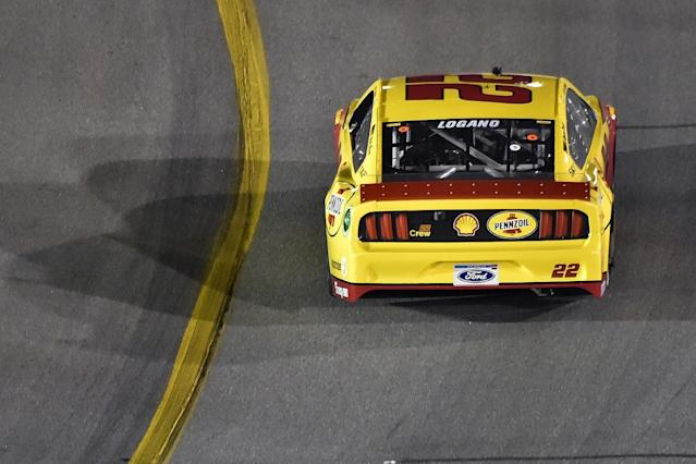 Logano, Penske need to 'clean up mistakes'