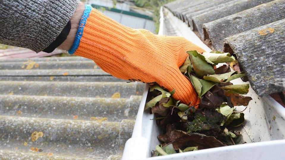 Clean Your Own Gutters