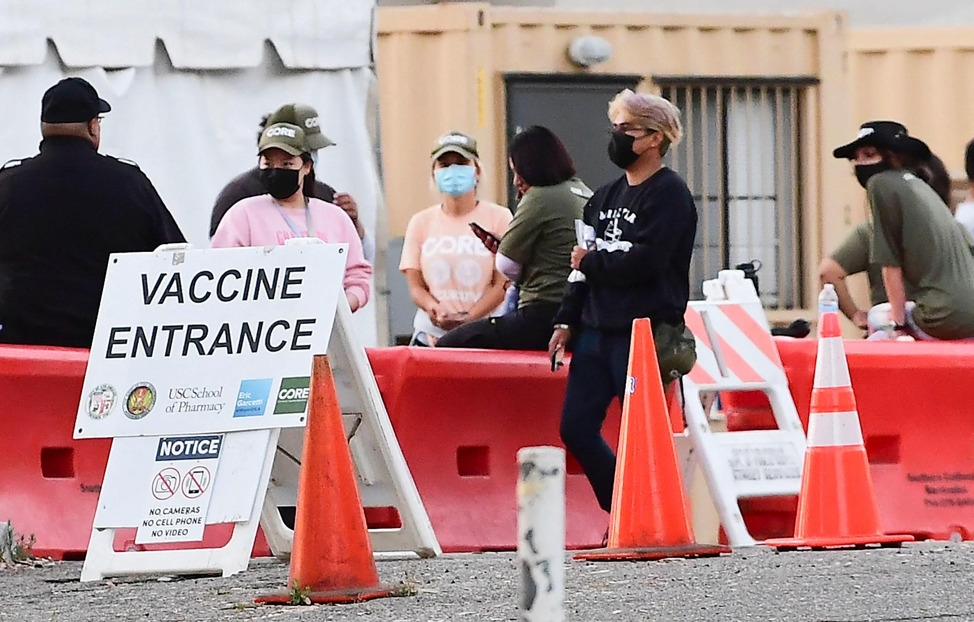 These 5 regions with low COVID vaccinations put U.S. at risk: Experts