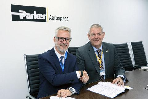 Parker Aerospace and Air France Industries KLM Engineering & Maintenance Announce Long-Term Agreement for Boeing 787 Component Support and Service