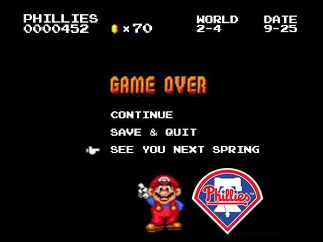 The Phillies will not make the playoffs in 2016.