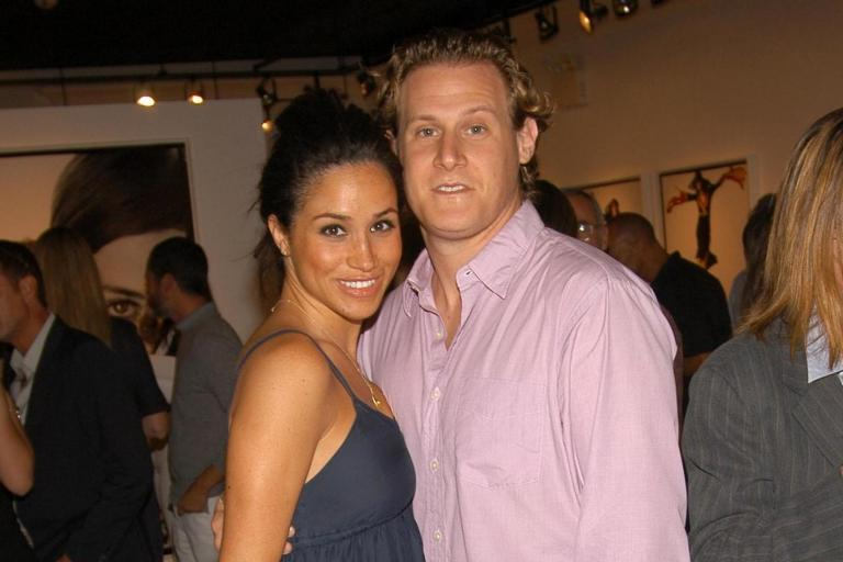 Who is Trevor Engelson? Meghan Markle's ex-husband and heiress Tracey Kurland married last month in lavish wedding