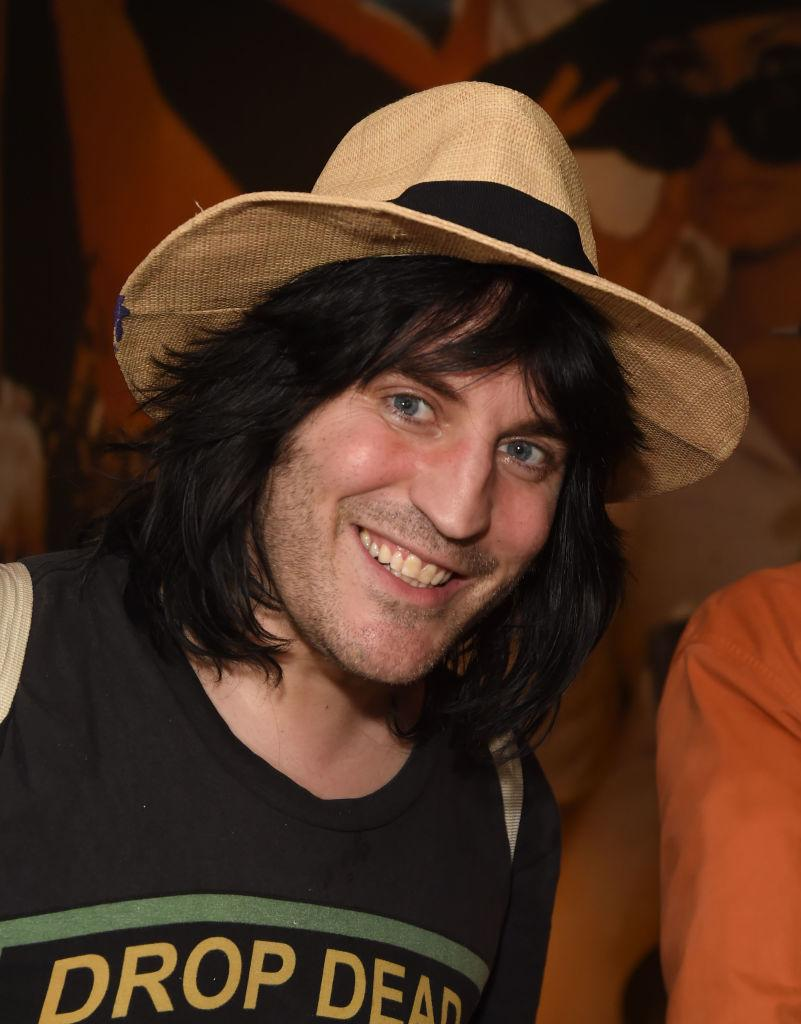Fellow GBBO star Noel Fielding also made the top 10, pictured in May 2018. (Getty Images)