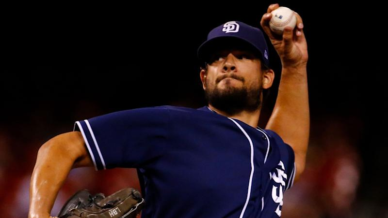 Cleveland gets much-needed bullpen help in deal with Padres
