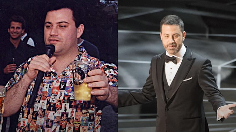 How Kimmel's Comedic Tone Has Evolved