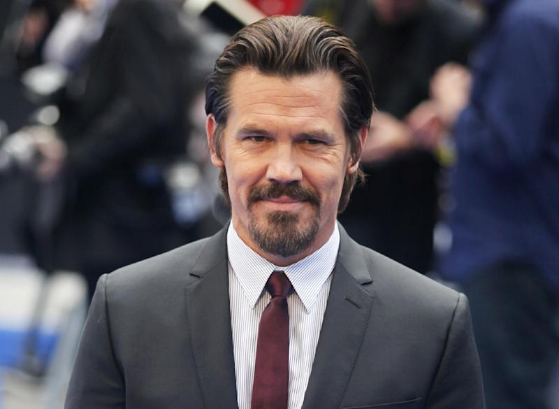 "FILE - In this May 16, 2012 file photo, actor Josh Brolin arrives at the premiere of his film, ""Men In Black 3"" in London. The film opens nationwide on May 25. (AP Photo/Jim Ross, file)"