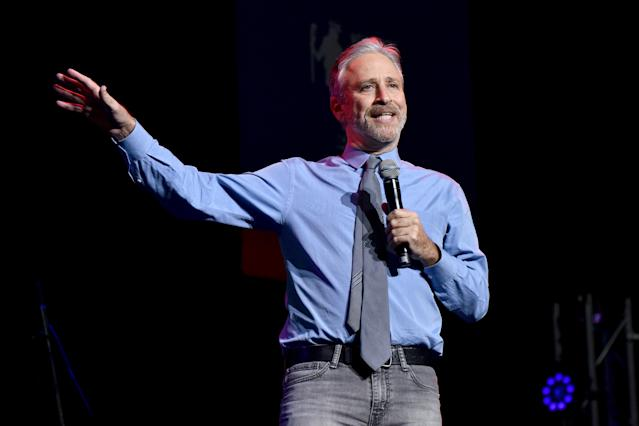 "<p>Comedian Jon Stewart initially enrolled as a chemistry student at the College of William & Mary. He also joined the school's soccer team and was a ""high energy"" player. Stewart even scored the game-winning goal against UConn, which advanced the team to the NCAA tournament. Stewart graduated as a psychology major in 1984. </p>"