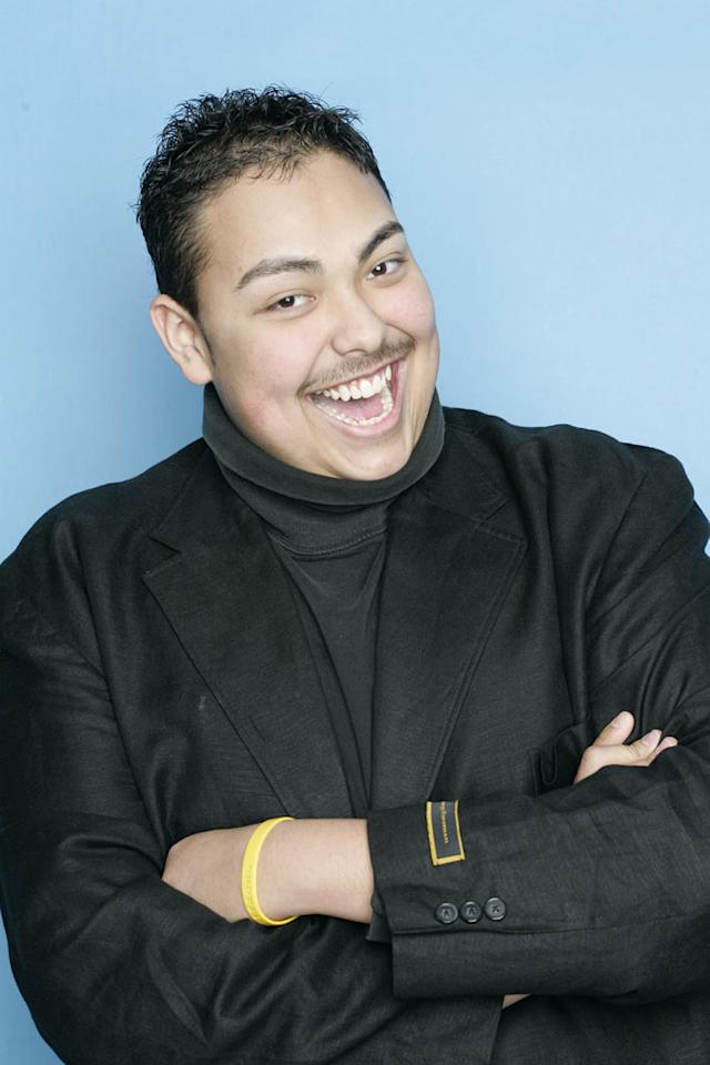 "Bobby Bennett from Denver, CO, is one of the contestants on Season 5 of ""American Idol."""