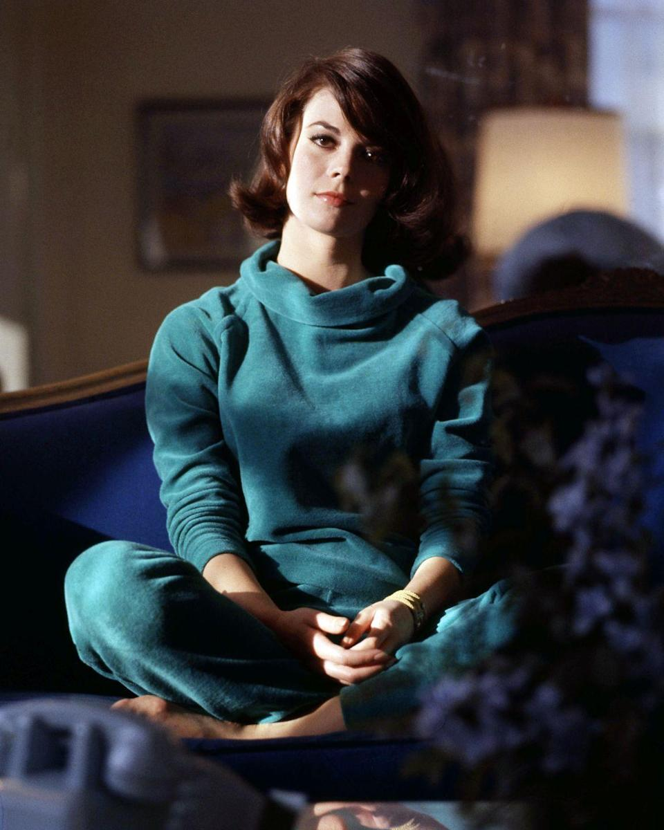 "<p>After a suicide attempt in 1966, Wood made the decision to <a href=""https://www.biography.com/actor/natalie-wood"" rel=""nofollow noopener"" target=""_blank"" data-ylk=""slk:take a step back from the film industry"" class=""link rapid-noclick-resp"">take a step back from the film industry</a> to focus on her mental health. <em>Penelope </em>was her last film for three years. </p>"