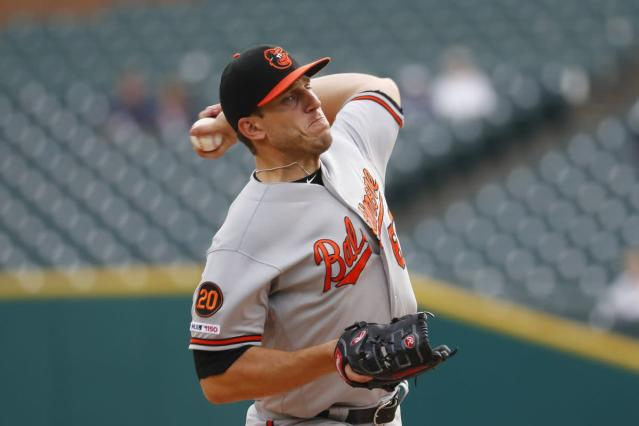 Tigers unsettle Orioles' John Means, split four-game series with 5-2 victory