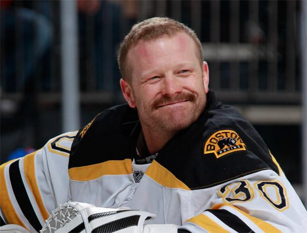 <b>Tim Thomas </b>- Bruins de Boston - LNH<br>(Getty Images)
