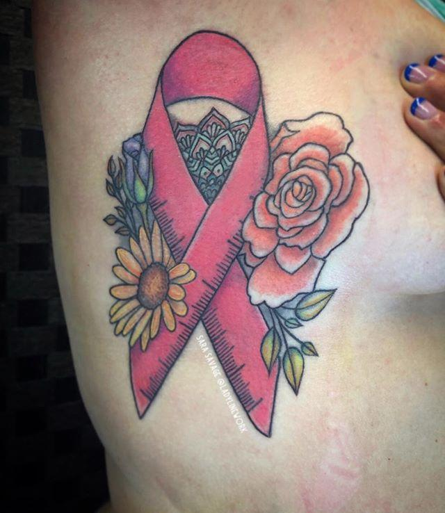 "<p>Try incorporating something that symbolizes your profession into a tattoo. In this case, the survivor is a teacher.</p><p><a href=""https://www.instagram.com/p/BuCyECcFrUa/?igshid=1p9k41jt8ku3n"" rel=""nofollow noopener"" target=""_blank"" data-ylk=""slk:See the original post on Instagram"" class=""link rapid-noclick-resp"">See the original post on Instagram</a></p>"