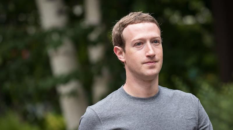 Mark Zuckerberg: 'I Regret' Rejecting Idea That Facebook Fake News Altered Election