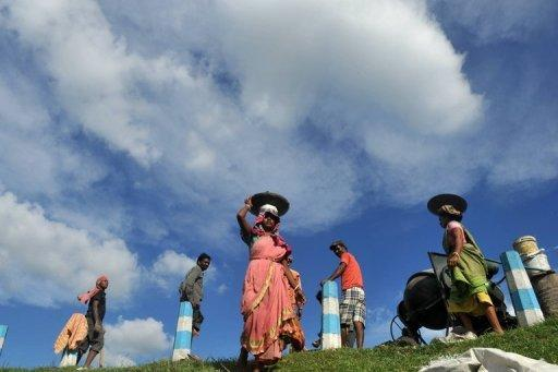 India's economic growth seen lower over lack of rain
