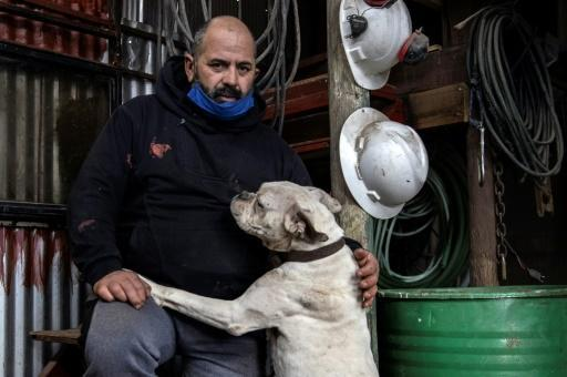 Mario Sepulveda, the most charismatic of the miners, still dreams of returning to work underground