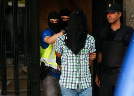 IS-linked suspects arrested in Morocco