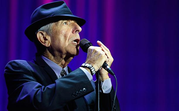 Leonard Cohen says he's 'ready to die' ahead of new album release