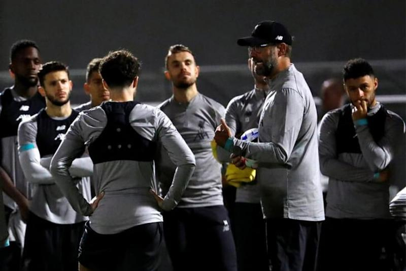 'We Love Football But It's Not More Important Than Our Lives': Klopp Says Liverpool Will Not Endanger Players