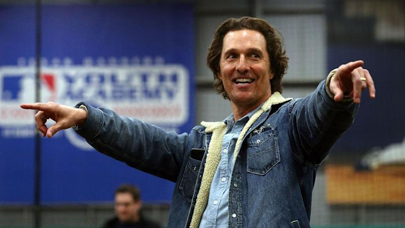Actor McConaughey joins MLS expansion team Austin FC as part owner