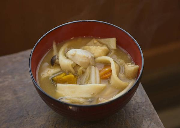 Hoto—a thick, noodle-based stew