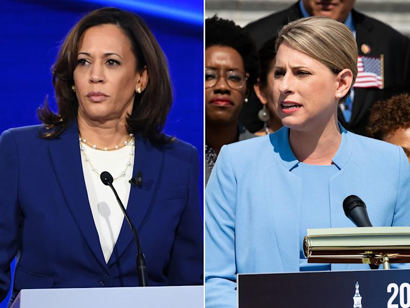 "Kamala Harris Defended Representative Katie Hill and Called Out ""Cyber Exploitation"""