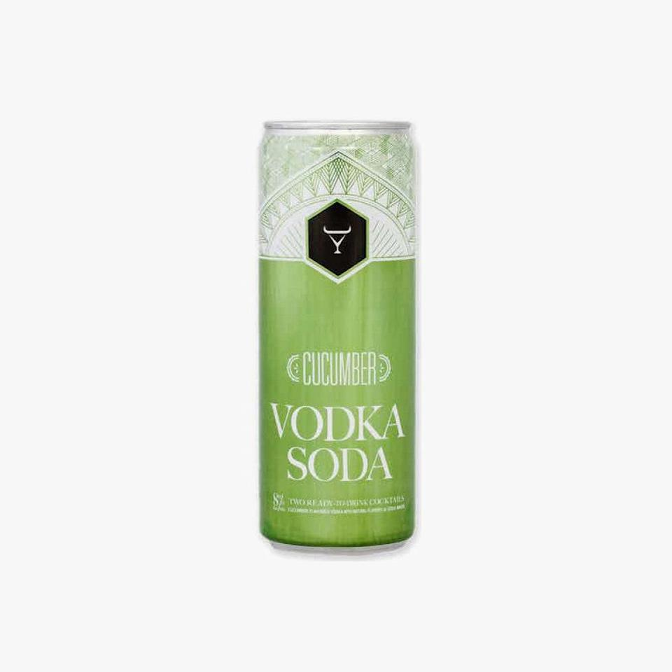 """$17, DRIZLY. <a href=""""https://drizly.com/liquor/ready-to-drink/cold-distilled-cucumber-vodka-and-soda-canned-cocktail/p105027"""" rel=""""nofollow noopener"""" target=""""_blank"""" data-ylk=""""slk:Get it now!"""" class=""""link rapid-noclick-resp"""">Get it now!</a>"""