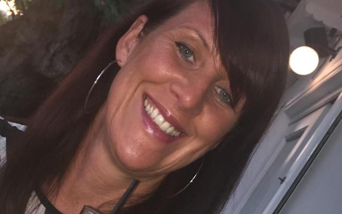 Lindsay Birbeck's body was found wrapped in plastic bags in a shallow grave - Lancashire Constabulary /PA
