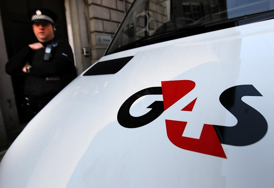 A general view of a G4S van outside Aberdeen High Court.   (Photo by Andrew Milligan/PA Images via Getty Images)