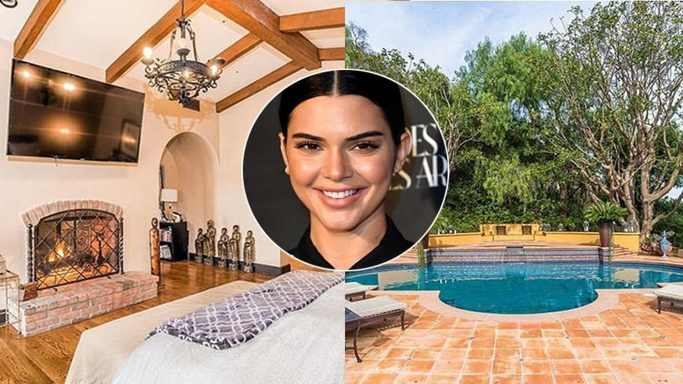 Kendall buys Charlie Sheen home for $10.8m