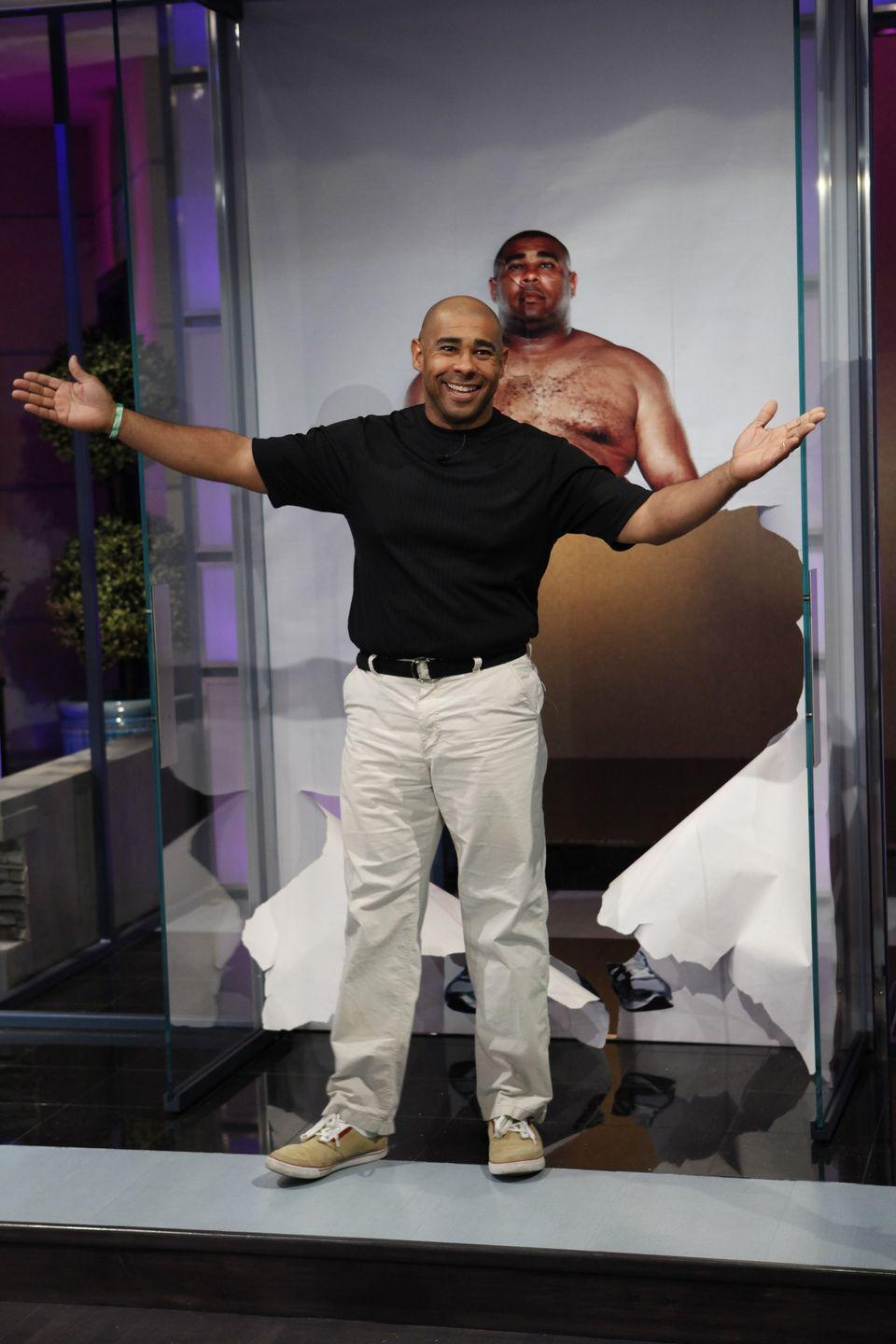 <p>Allen didn't win season 8, but he definitely accomplished what he set out to do. He lost 116 pounds, or 35 percent of his body weight, on the show. </p>