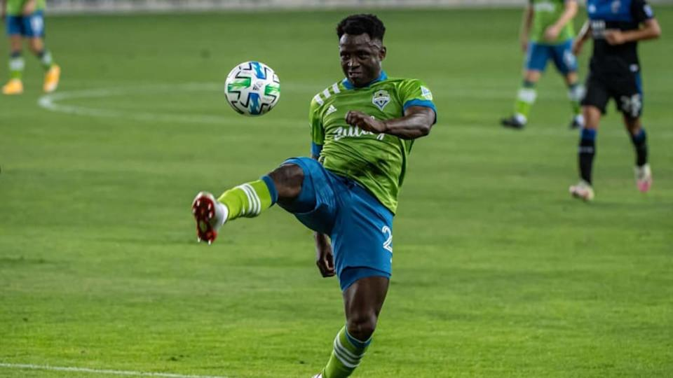 Seattle Sounders FC v San Jose Earthquakes | Lyndsay Radnedge/ISI Photos/Getty Images
