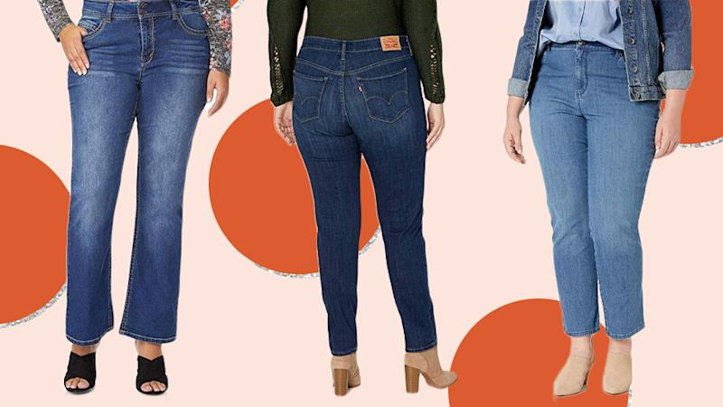 The Best Plus-Size Jeans to Add to Your Collection