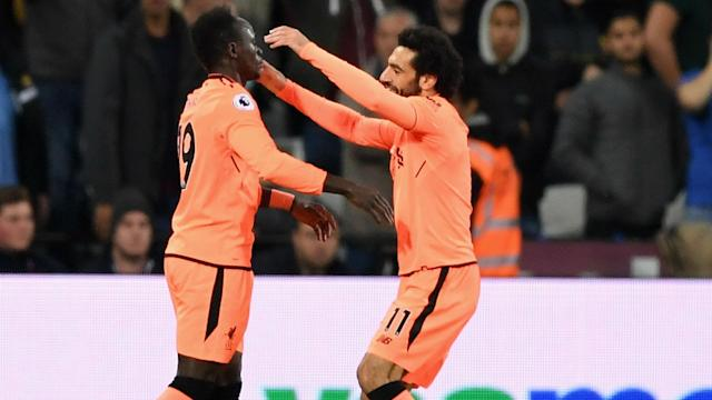 The African stars had four goals between them as the Reds cruised to a commanding victory at the Estadio do Dragao