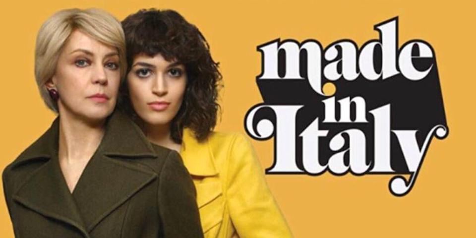made in italy canale 5 cast