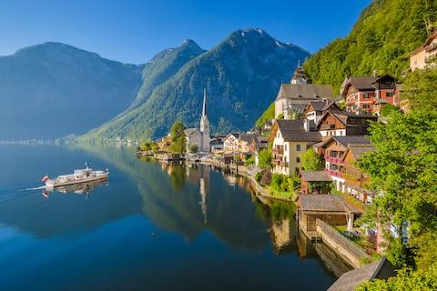 Head for peace and quiet in Salzkammergut - Credit: istock