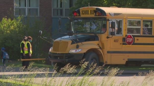 RCMP say drivers must educate themselves to look out for school buses on Island roads.
