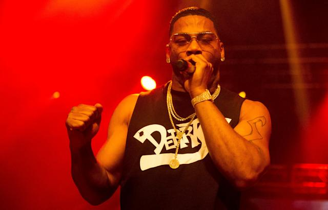 Nelly is set to perform in Saudi Arabia in December.