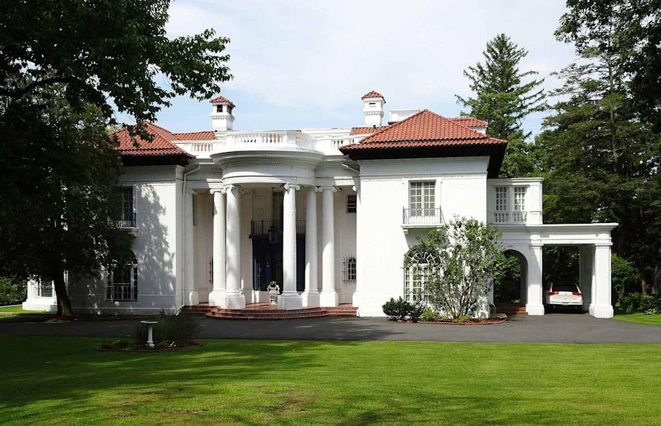 <p>Tandy began his studies at Tuskegee University but completed his architectural degree at Cornell University, which led him to become the first Black architect licensed in the state of New York. </p><p>His most well-known building is Villa Lewaro (shown), the home of Madam C.J. Walker in Irvington-on-Hudson, NY. Walker was a self-made millionaire who made her fortune from the line of cosmetics and hair-care products she developed for Black women. </p><p>Tandy's firm, Tandy & Foster, also designed the Ivey Delph and Harlem's St. Philip's Episcopal Church.</p>