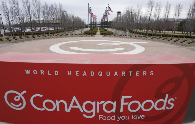ConAgra gobbles up store brands with Ralcorp deal