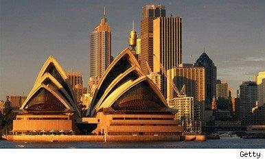 emigrating to australia or new zealand