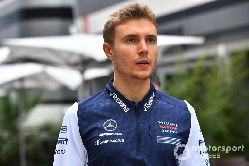"""Sergey Sirotkin<span class=""""copyright"""">Jerry Andre / Motorsport Images</span>"""