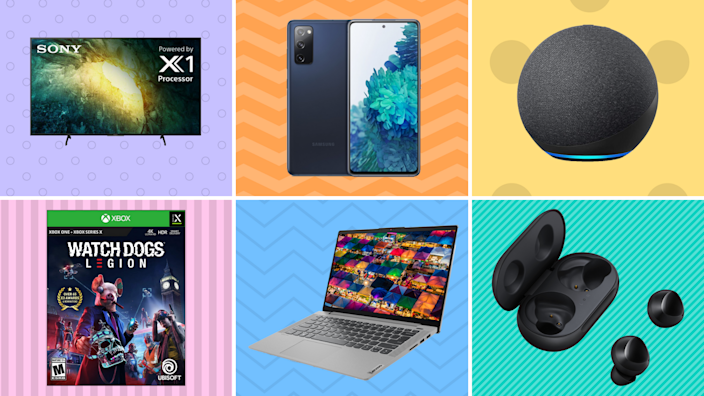 The post-Christmas, all the world's a tech sale: This is the moment to save. (Photo: Yahoo Life)