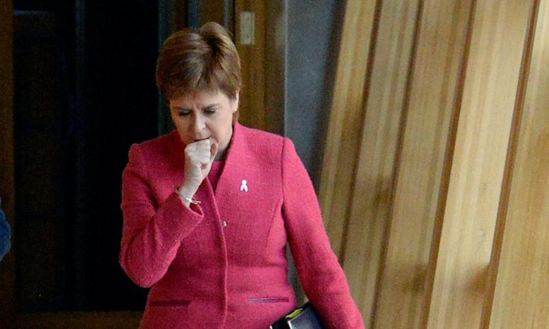 Nicola Sturgeon will make her keynote speech to the SNP conference on Tuesday.