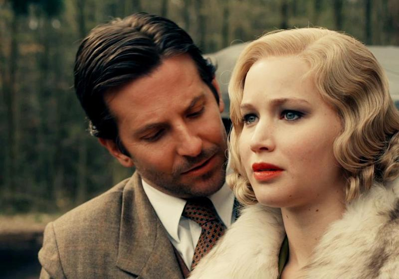 jennifer lawrence brings some oldschool glamour to the