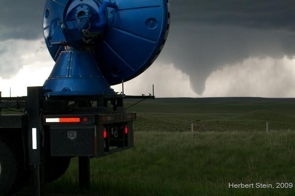 Storm Chasers: Study Aims to Go Inside Tornadoes